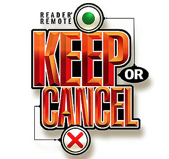 Reader's Remote: Keep or Cancel