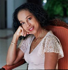 Late author Bebe Moore Campbell is the mother of Maia Campbell.
