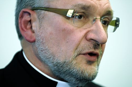 Bishop David A. Zubik of the Catholic Diocese of Pittsburgh plans to undergo